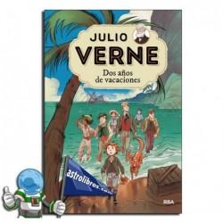 Dos años de vacaciones. Biblioteca Julio Verne