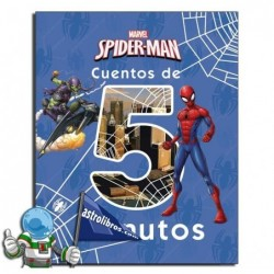 Cuentos de 5 minutos. Spiderman. Marvel