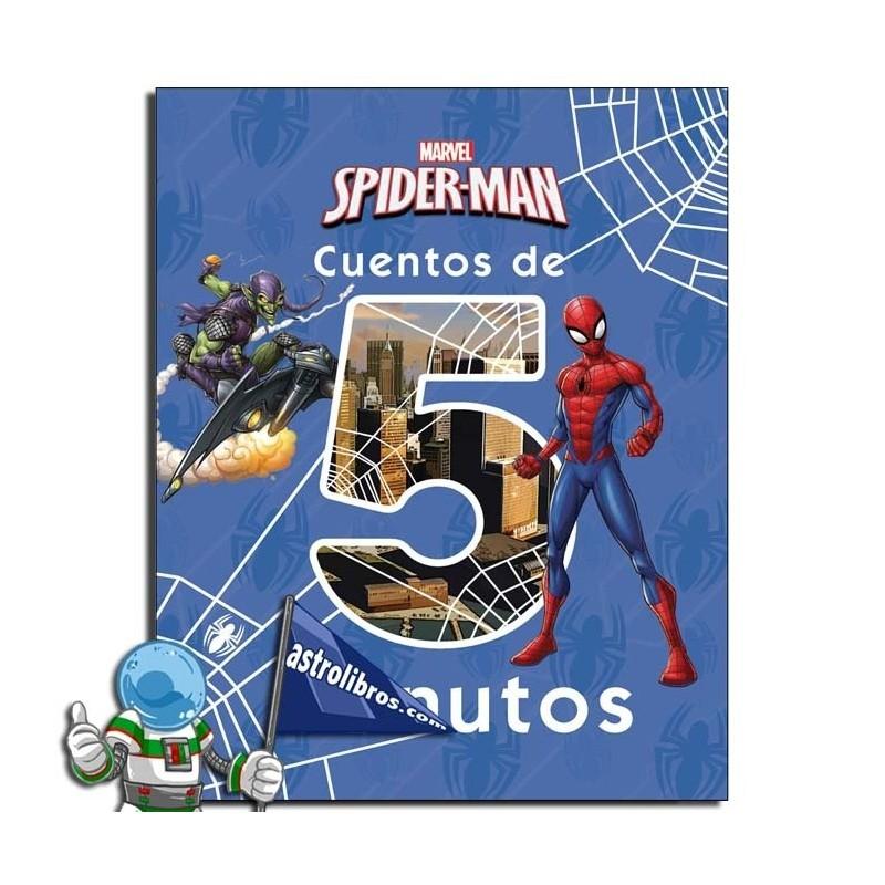 Cuentos de 5 minutos. Spiderman. Marvel