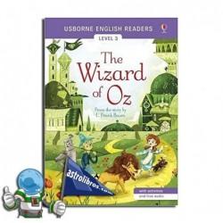 THE WIZARD OF OZ , USBORNE ENGLISH READERS , LEVEL 3 -B1-