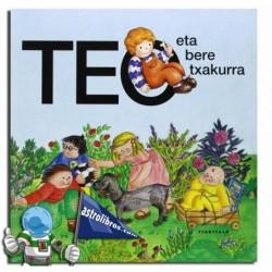 TEO ETA BERE TXAKURRA