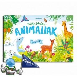 MUNDU ZABALEKO ANIMALIAK | POP-UP
