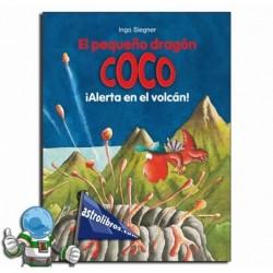 ¡Alerta en el volcán! El pequeño dragón Coco 22