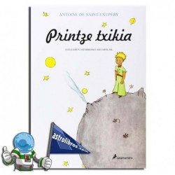 PRINTZE TXIKIA  | AZAL GOGORRA