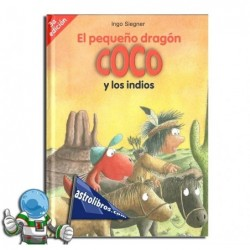 EL PEQUEÑO DRAGÓN COCO Y LOS INDIOS , EL PEQUEÑO DRAGÓN COCO 10