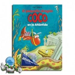EL PEQUEÑO DRAGÓN COCO EN LA ATLÁNTIDA. EL PEQUEÑO DRAGÓN COCO 11