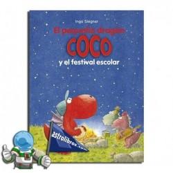 EL PEQUEÑO DRAGÓN COCO Y EL FESTIVAL ESCOLAR. EL PEQUEÑO DRAGÓN COCO 21
