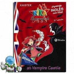 KIKA SUPERWITCH 2 AT VAMPIRE CASTLE