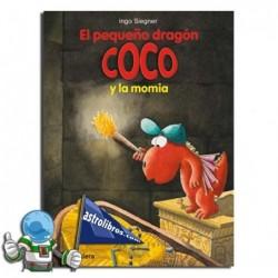 EL PEQUEÑO DRAGÓN COCO Y LA MOMIA. EL PEQUEÑO DRAGÓN COCO 9