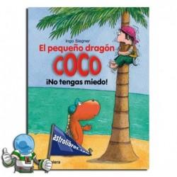 ¡No tengas miedo! El pequeño dragón Coco 3