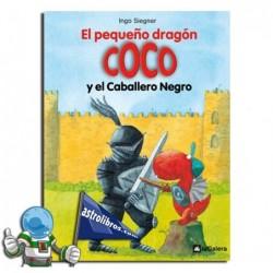 EL PEQUEÑO DRAGÓN COCO Y EL CABALLERO NEGRO , EL PEQUEÑO DRAGÓN COCO 2