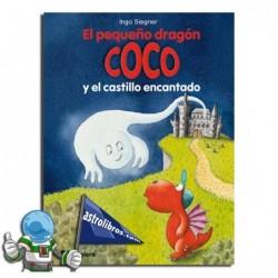 EL PEQUEÑO DRAGÓN COCO Y EL CASTILLO ENCANTADO. EL PEQUEÑO DRAGÓN COCO 8