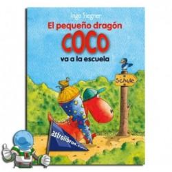 EL PEQUEÑO DRAGÓN COCO VA A LA ESCUELA , EL PEQUEÑO DRAGÓN COCO 14