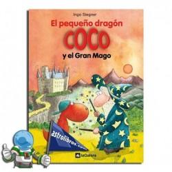 EL PEQUEÑO DRAGÓN COCO Y EL GRAN MAGO , EL PEQUEÑO DRAGÓN COCO 4
