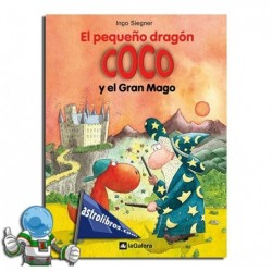 EL PEQUEÑO DRAGÓN COCO Y EL GRAN MAGO. EL PEQUEÑO DRAGÓN COCO 4
