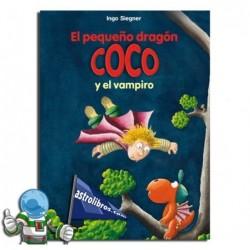 EL PEQUEÑO DRAGÓN COCO Y EL VAMPIRO. EL PEQUEÑO DRAGÓN COCO 5