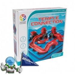 TEMPLE CONECTION , JUEGO DE LÓGICA PARA UN JUGADOR , SMART GAMES