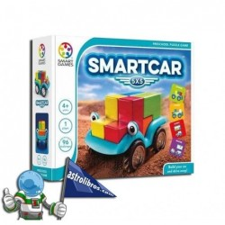 SMART CAR , JUEGO EDUCATIVO , SMART GAMES
