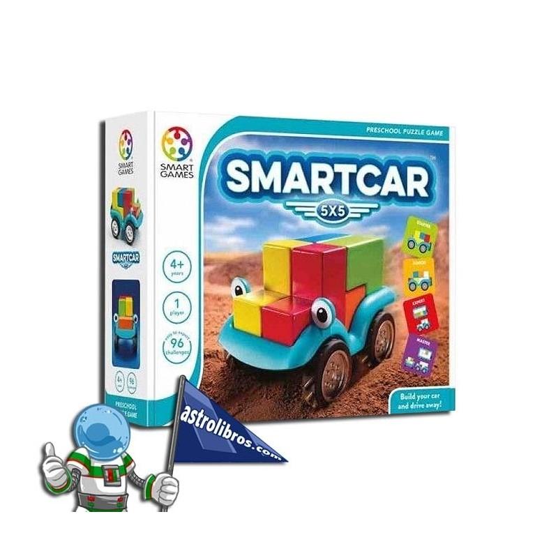 SMART CAR , JUEGO EDUCATIVO , SMART GAMES