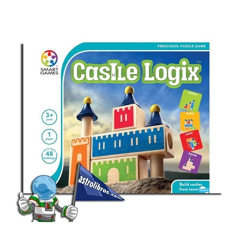 CASTLE LOGIX , JUEGO DE LÓGICA , SMART GAMES