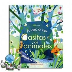 CASITAS DE ANIMALES. A VER, A VER.