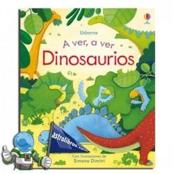 A ver, a ver. Dinosaurios