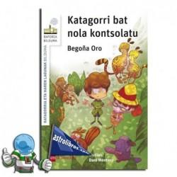 KATAGORRI BAT NOLA KONTSOLATU. KATAGORRIA ETA HAREN LAGUNAK 3