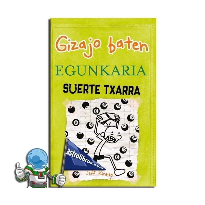 SUERTE TXARRA. GIZAJO BATEN EGUNKARIA 8