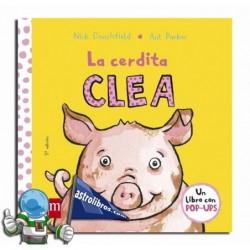 LA CERDITA CLEA , LOS AMIGOS DEL POLLO PEPE