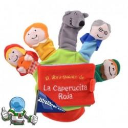 LIBRO GUANTE DE CAPERUCITA ROJA