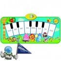 GRASSLAND PIANO PLAYMAT. PIANO INFANTIL DE SUELO