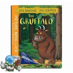 THE GRUFFALO (+CD)
