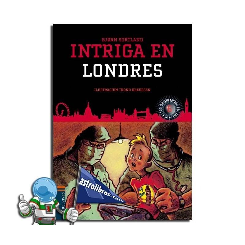 INTRIGA EN LONDRES. LOS INVESTIGADORES DEL ARTE 6