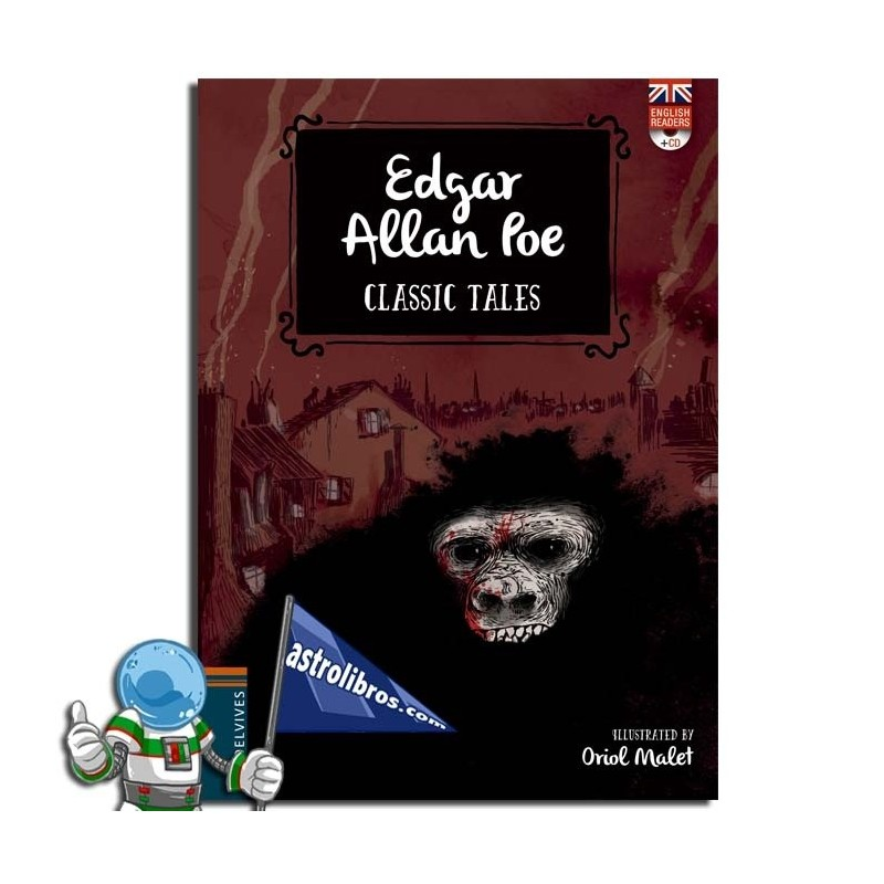 Classic tales 5. Edgar Allan Poe