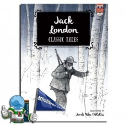 JACK LONDON , CLASSIC TALES 4