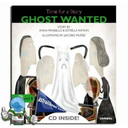 GHOST WANTED , TIME FOR A STORY