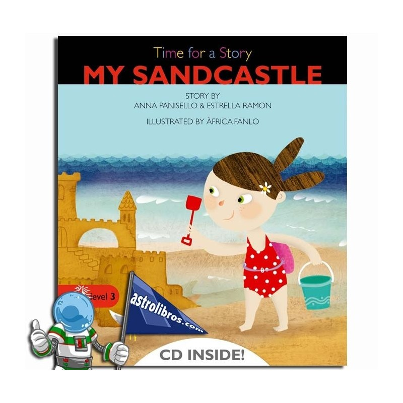 Time for a story. My sandcastle