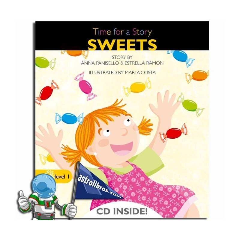 Time for a story. Sweets