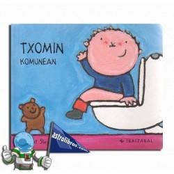 TXOMIN KOMUNEAN. TXOMIN BILDUMA 6