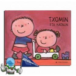 TXOMIN ETA KATALIN , TXOMIN BILDUMA 9