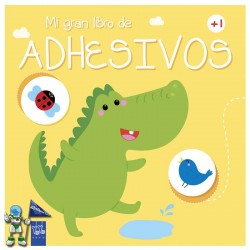 MI GRAN LIBRO DE ADHESIVOS +1