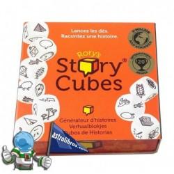 CUBOS PARA CONTAR HISTORIAS. STORY CUBES.