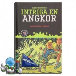 INTRIGA EN ANGKOR , LOS INVESTIGADORES DEL ARTE 3