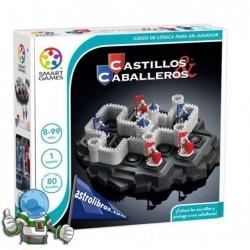 CASTILLOS & CABALLEROS , JUEGO DE LÓGICA , SMART GAMES