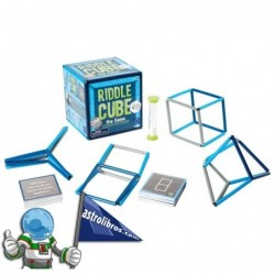 RIDDLE CUBE. THE GAME.