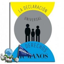 LA DECLARACIÓN UNIVERSAL DE DERECHOS HUMANOS , LIBRO POP-UP