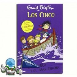 LOS CINCO. LOS CINCO Y EL GRAN ENIGMA. PRIMEROS LECTORES