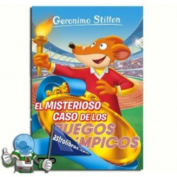EL MISTERIOSO CASO DE LOS JUEGOS OLÍMPICOS , GERONIMO STILTON 47