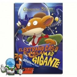EL EXTRAÑO CASO DEL CALAMAR GIGANTE | GERONIMO STILTON 31
