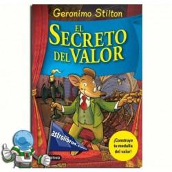 EL SECRETO DEL VALOR , ESPECIAL GERONIMO STILTON